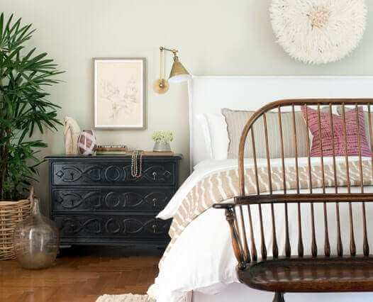 Kate Lester Interiors bedroom 1