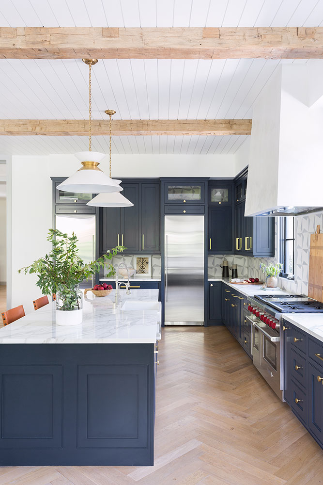 kitchen Designed by Kate Lester