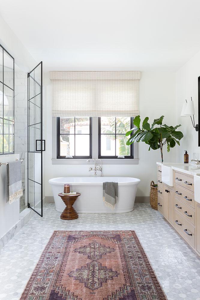 Bathroom Designed by Kate Lester