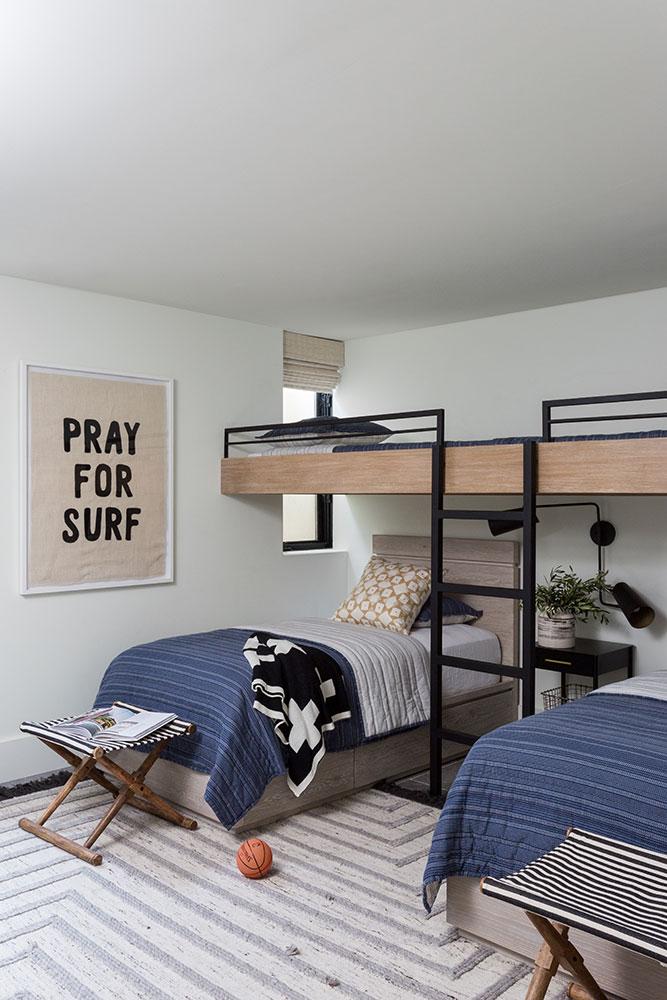 bedroom design by Kate Lester